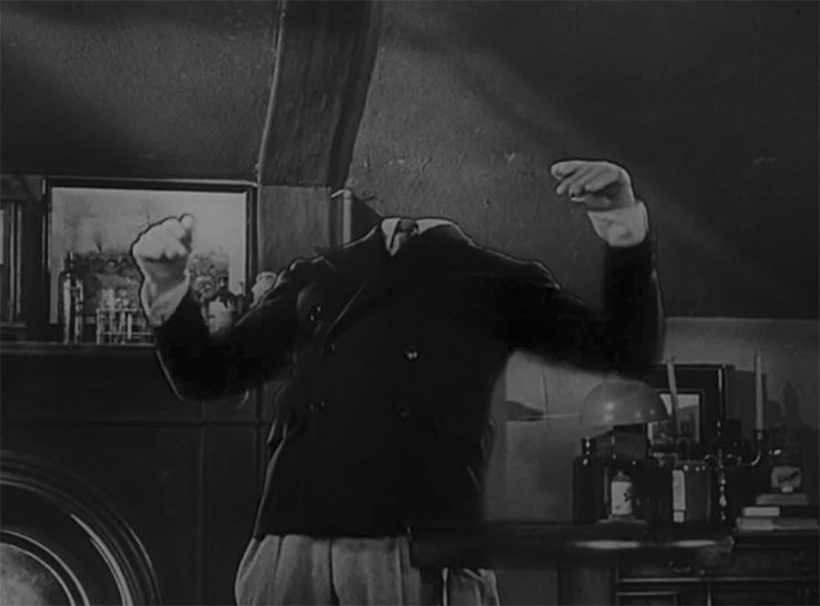 The Invisible Man' (1933) Review - ScreenAge Wasteland