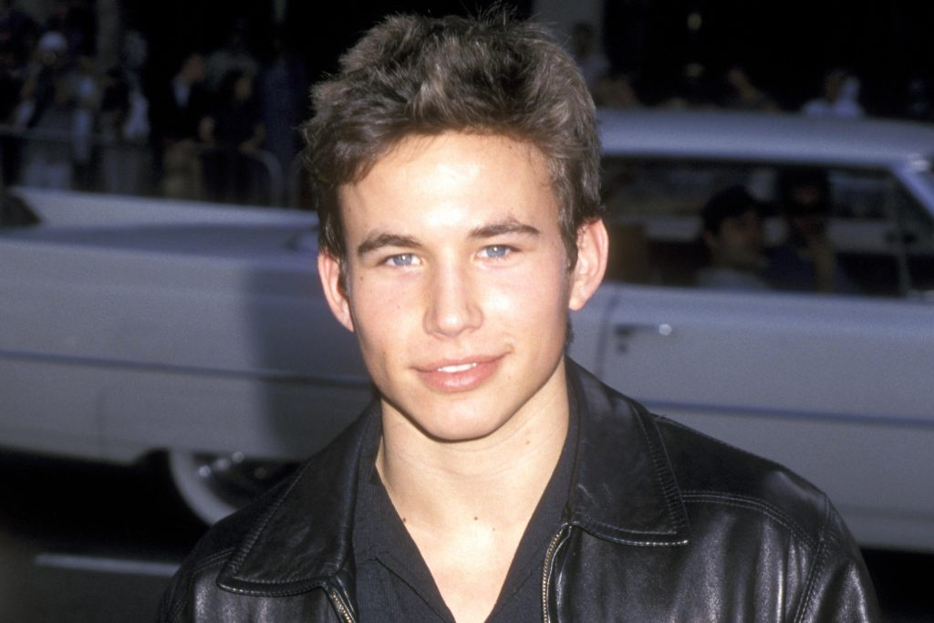 Actor Jonathan Taylor Thomas attends the 'Galaxy Quest' Hollywod Premiere on December 19, 1999 at Mann's Chinese Theatre in Hollywood, California. (Photo by Ron Galella, Ltd./WireImage)